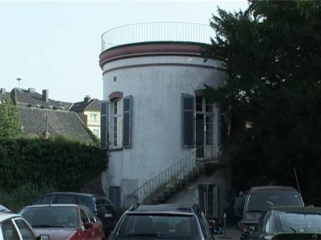 Xanten : Rundturm am Westwall