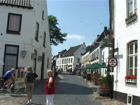 Thorn : Blick in die Bogenstraat