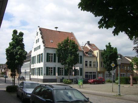 Orsoy : Rathaus