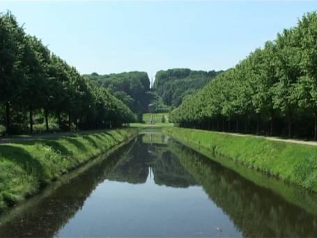 Niederrhein maas info kleve die barocken gartenanlagen for Gartenanlagen bilder