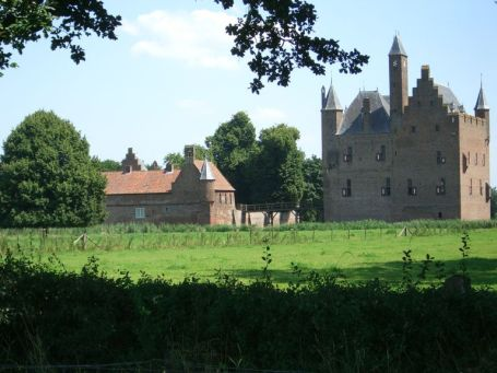 Doornenburg : Schloss Doornenburg
